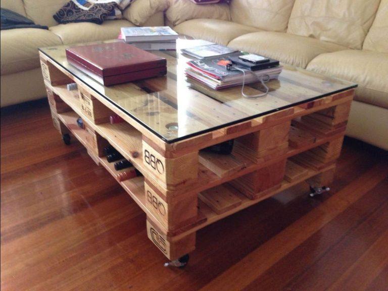 Мебель журнальный столик своими руками