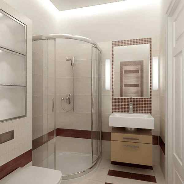 Обустройство ванной комнаты. Свет