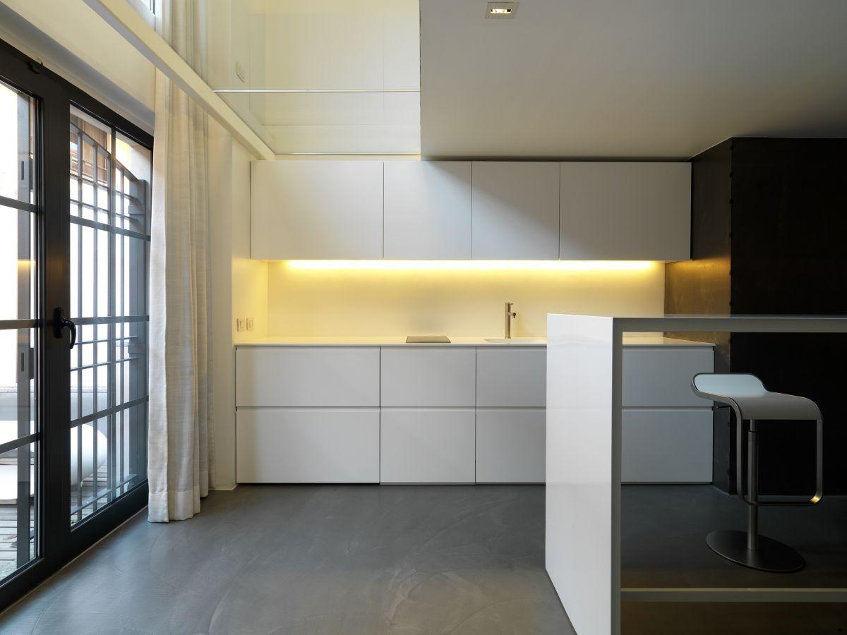 Идеи для кухни в стиле минимализм